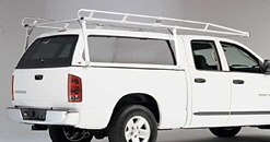 Hauler II Cap Racks - Camper shell racks