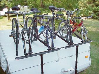 Transit Connect Rack